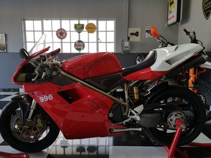 2000 Ducati 996 SPS For Sale
