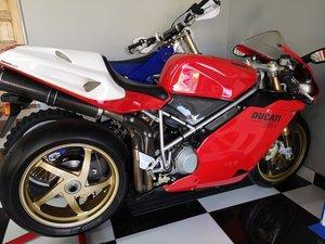 2001 Ducati 996R For Sale