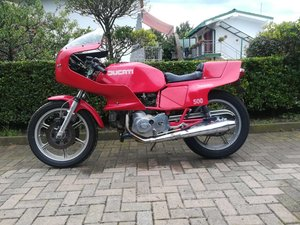 Ducati 500cc SL Pantah - 1980 - Stunning For Sale