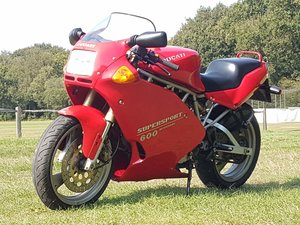 1994 Ducati 600SS Just 6K Tested with Video