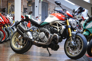 2018 Ducati Monster 1200 25th Anniversario