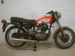 1973 Ducati 250