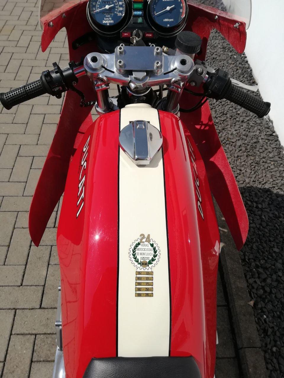 1983 Ducati 900 SS / D Imola Replica Bevel Desmo For Sale (picture 5 of 6)