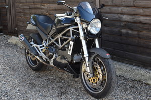 Ducati Monster S4 916 (8000 miles, Termignonis) 2001 X Reg For Sale