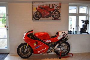 1993 Ducati 926 F93 Corse race bike, Pirovano & Meklau