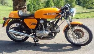 1974 Ducati 750 Sport low mileage