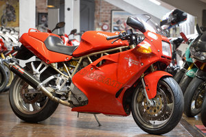 1998 Ducati 750SS LOW MILEAGE EXAMPLE ONLY 10,050 MILES For Sale