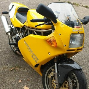 1995 Ducati Superlight 900 For Sale