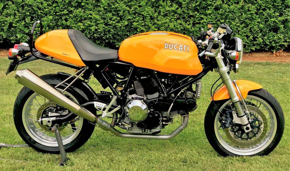 2006 Ducati Sport Classic Monoposto For Sale (picture 1 of 6)
