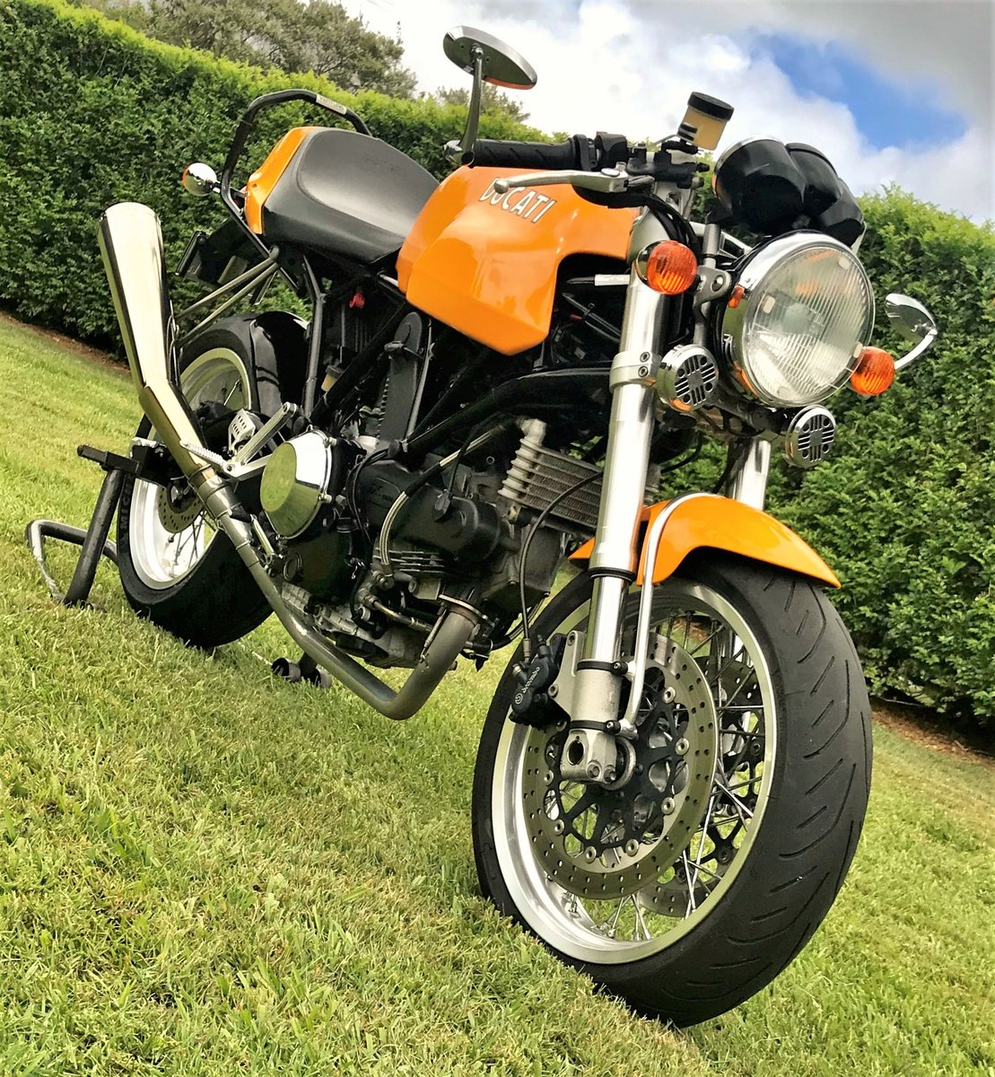 2006 Ducati Sport Classic Monoposto For Sale (picture 3 of 6)