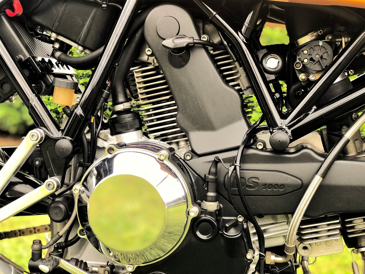 2006 Ducati Sport Classic Monoposto For Sale (picture 4 of 6)