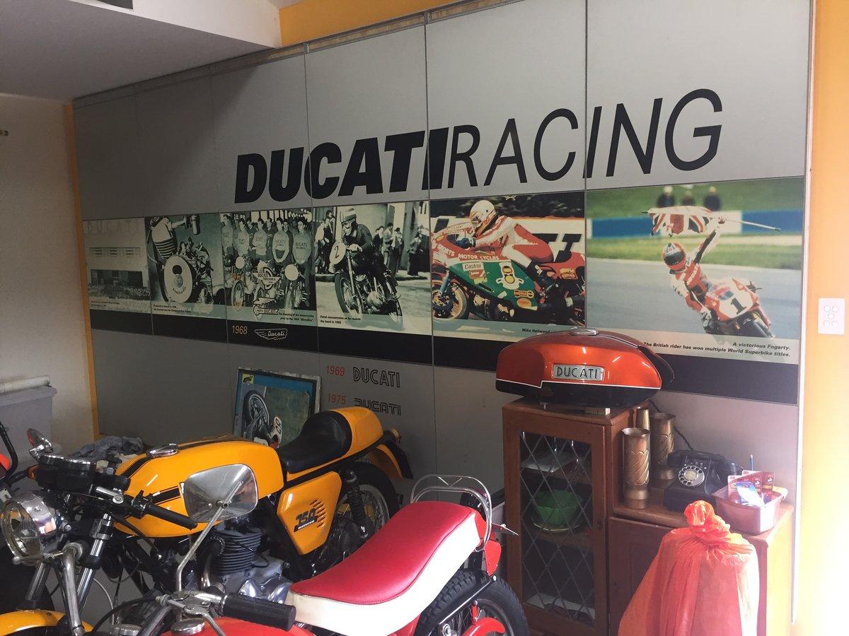 2006 Ducati Sport Classic Monoposto For Sale (picture 5 of 6)