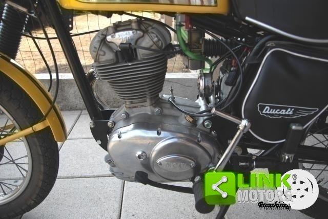 Ducati Scrambler 250 Registro storico FMI - 1972 For Sale (picture 4 of 6)