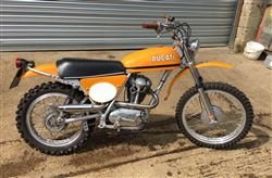 1974 DM 450 Scrambler - Barons Friday 20th September 2019 SOLD by Auction