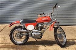 1971 DM 450 Scrambler - Barons Friday 20th September 2019 SOLD by Auction