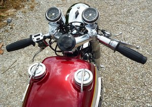 1971 Ducati 450 Mark 3 S For Sale