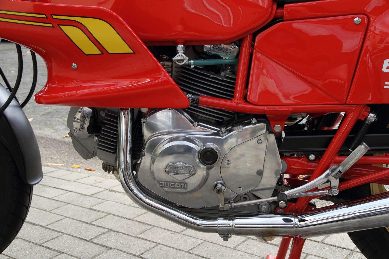 1983 Ducati Pantah 650 SL For Sale (picture 2 of 6)