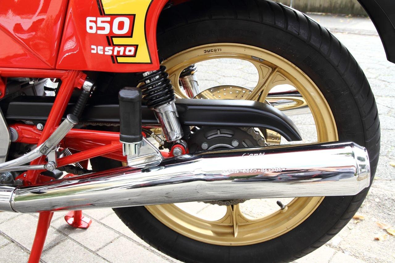 1983 Ducati Pantah 650 SL For Sale (picture 3 of 6)
