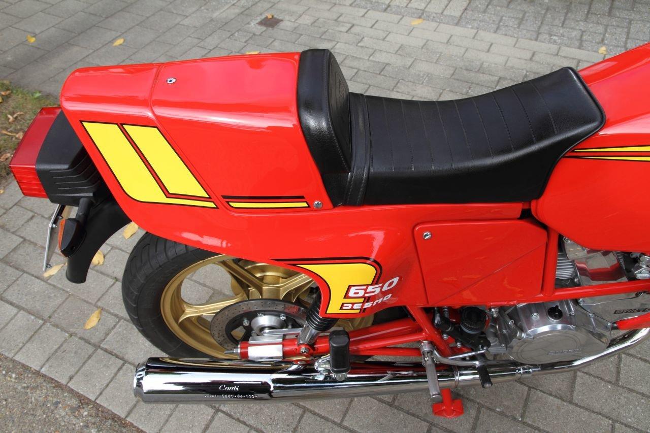 1983 Ducati Pantah 650 SL For Sale (picture 4 of 6)