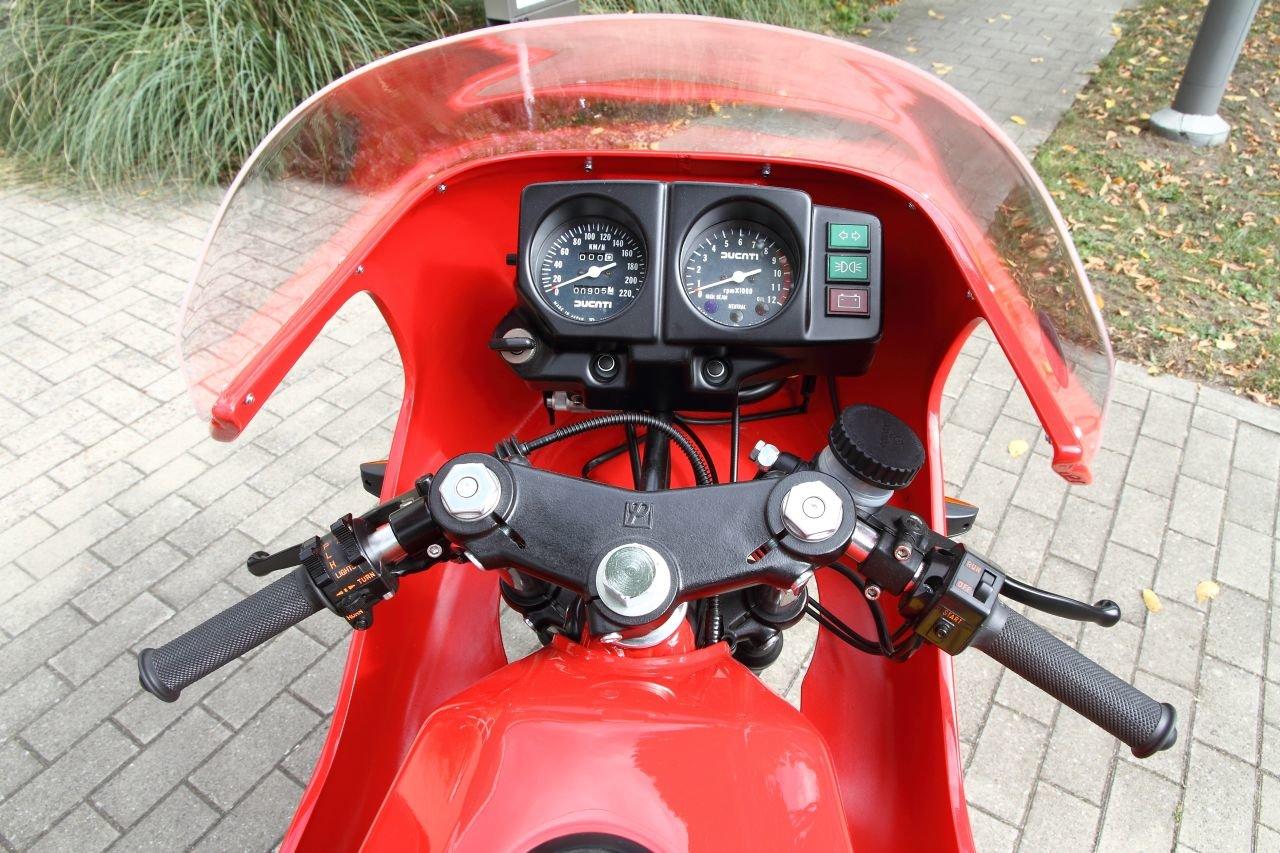 1983 Ducati Pantah 650 SL For Sale (picture 5 of 6)