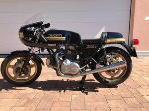 1980 Ducati 900 SS