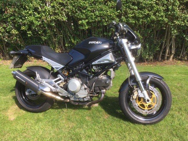 2003 Ducati M900 Dark  For Sale (picture 1 of 5)