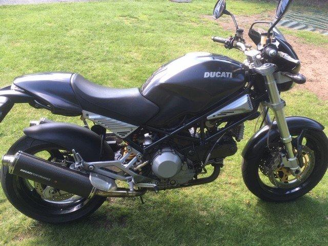 2003 Ducati M900 Dark  For Sale (picture 4 of 5)