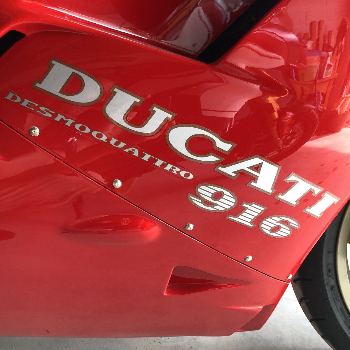 1997 Ducati 916 Low mileage, low owners, unmolested SOLD (picture 6 of 6)