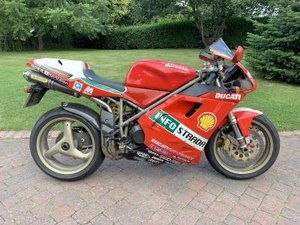 1995 Ducati 916 Biposto For Sale by Auction