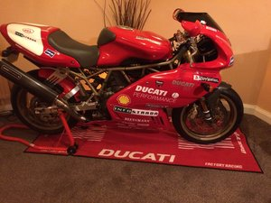 1998 Ducati 900ss  For Sale