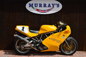 1994 Ducati 900 SL-Superlight Mk3 No 370