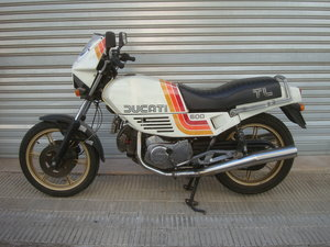 1984 Ducati Pantah 600 SL For Sale