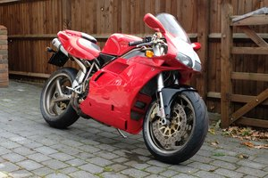 2000 Ducati 748 very good condition