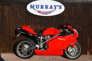 2003 Ducati 999s mono, Stunning bike, Extra's galore For Sale