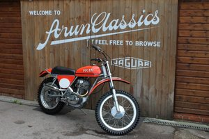 1971 Ducati DM450 Scrambler - Exceptional Condition.