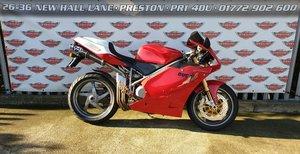 2002 Ducati 748R Super Sports For Sale