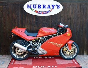 1994 Ducati 750ss, only 15,000 genuine,Stunning For Sale