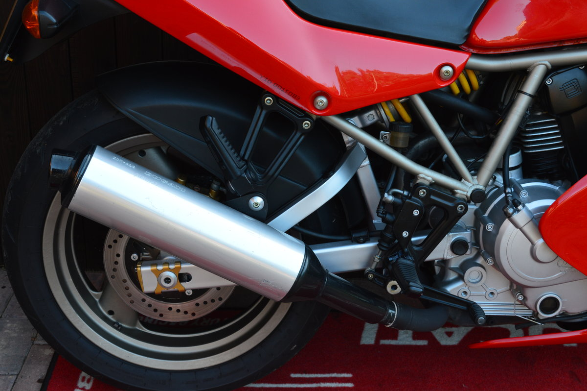 1994 Ducati 750ss, only 15,000 genuine,Stunning For Sale (picture 4 of 6)