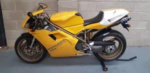 1996 DUCATI 748 S One of 400 produced