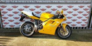 2001 Ducati 748S Sports Classic