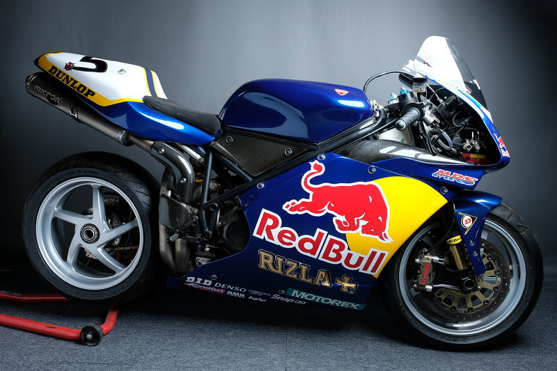 2001 Ducati 996 RS factory race bike ex BSB Emmett For Sale (picture 1 of 6)