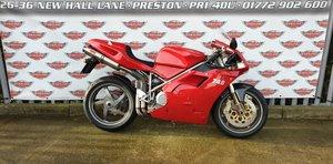 2001 Ducati 748S Sports Classic For Sale