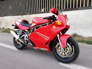 1993 Ducati Fabulous condition, exciting driving