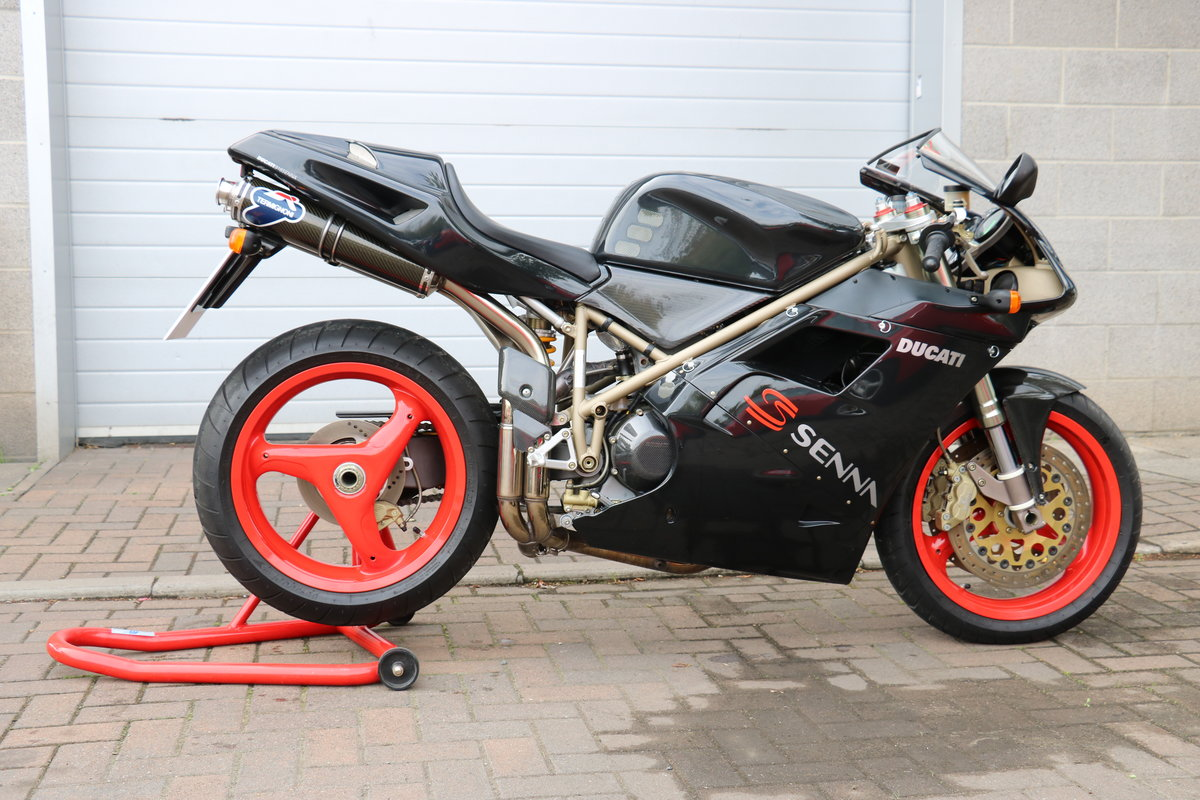 1999 Ducati 916 Senna III - Just 1,290 Miles From New! For Sale (picture 1 of 6)