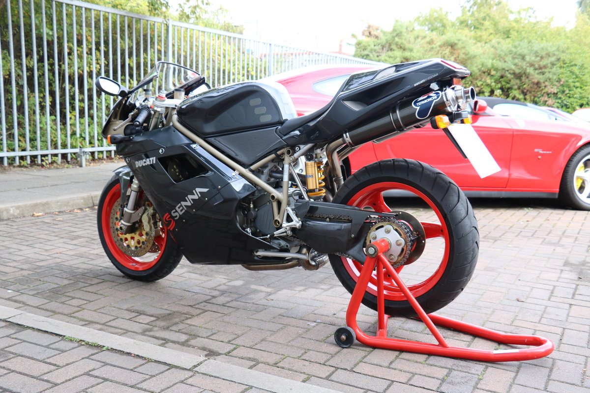1999 Ducati 916 Senna III - Just 1,290 Miles From New! For Sale (picture 4 of 6)