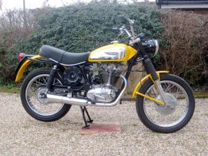 1970 Ducati 450 SCR