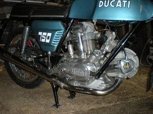 1972 Ducati 750 gt