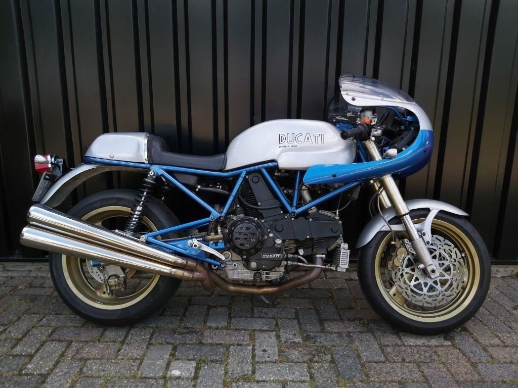 Ducati 900 SS Bains Imola  For Sale (picture 1 of 6)