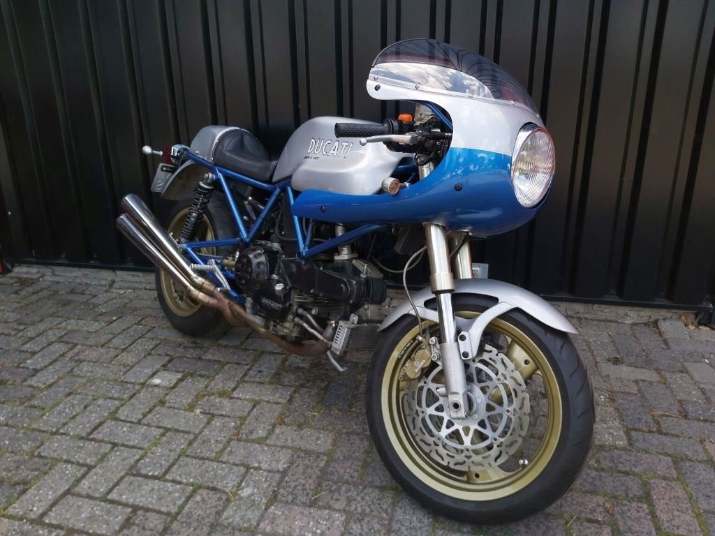 Ducati 900 SS Bains Imola  For Sale (picture 2 of 6)