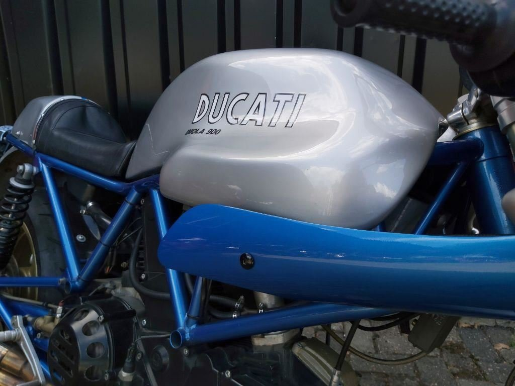 Ducati 900 SS Bains Imola  For Sale (picture 3 of 6)